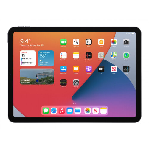 Apple 10.9-inch iPad Air Wi-Fi - 4th generation - tablet - 256 GB - 10.9&uot; IPS (2360 x 1640) - space grey