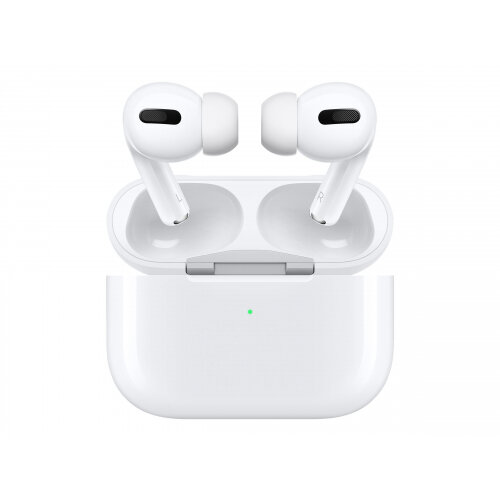 Apple AirPods Pro - True wireless earphones with mic - in-ear - Bluetooth - active noise cancelling - for iPad/iPhone/iPod/TV/Watch