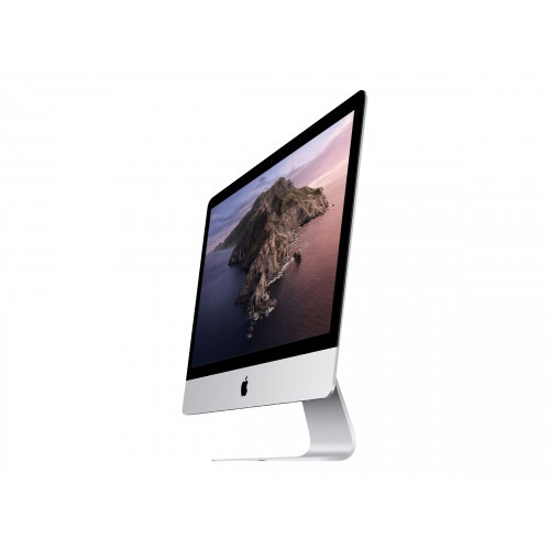 Apple iMac with Retina 4K display - All-in-one - Core i3 3.6 GHz - RAM 8 GB - SSD 256 GB - Radeon Pro 555X - GigE - WLAN: 802.11a/b/g/n/ac, Bluetooth 4.2 - macOS Catalina 10.15 - monitor: LED 21.5&uot; 4096 x 2304 (4K) - keyboard: UK