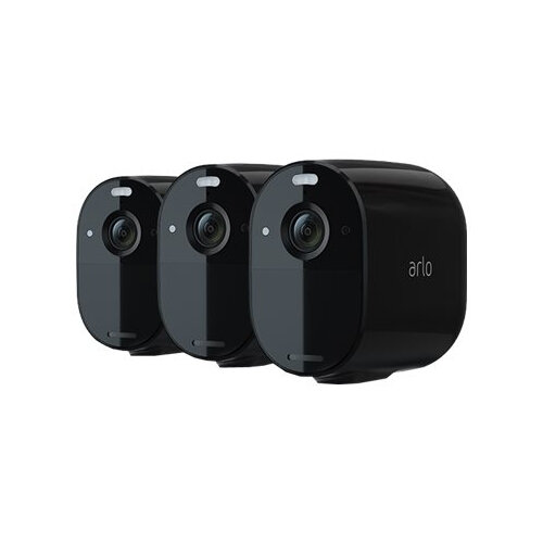 Arlo Essential - Network surveillance camera - outdoor, indoor - weatherproof - colour (Day∓Night) - 1920 x 1080 - 1080p - audio - wireless - Wi-Fi - Wi-Fi - H.264 (pack of 3)