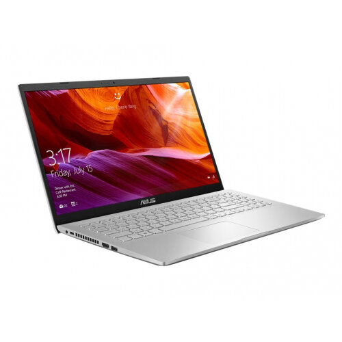 ASUS 14 X409JA-EK025T - Core i5 1035G1 / 1 GHz - Windows 10 Home - 8 GB RAM - 512 GB SSD NVMe - 14&uot; 1920 x 1080 (Full HD) - UHD Graphics - Wi-Fi, Bluetooth - transparent silver