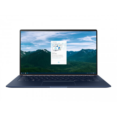 ASUS ZenBook 14 UX433FAC-A5175R - Core i5 10210U / 1.6 GHz - Win 10 Pro - 8 GB RAM - 512 GB SSD - 14&uot; 1920 x 1080 (Full HD) - UHD Graphics - Bluetooth, Wi-Fi - royal blue