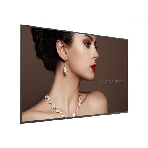 BenQ ST5502 - 55&uot; Diagonal Class Professional Smart Signage LED display - digital signage - 4K UHD (2160p) 3840 x 2160 - direct-lit LED