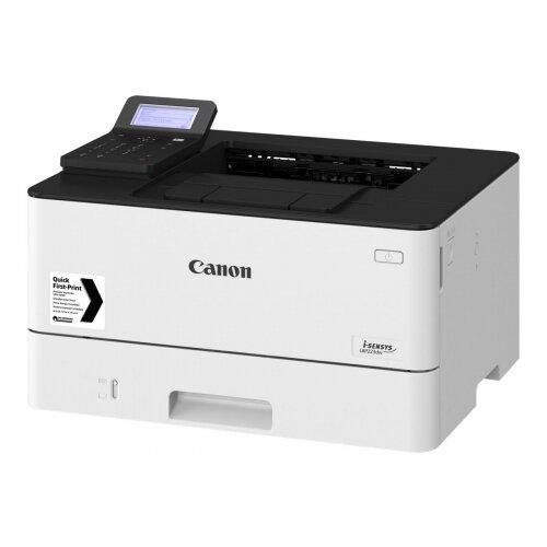 Canon i-SENSYS LBP223dw - Printer - B/W - Duplex - laser - A4/Legal - 1200 x 1200 dpi - up to 33 ppm - capacity: 350 sheets - USB 2.0, Gigabit LAN, Wi-Fi(n), USB host