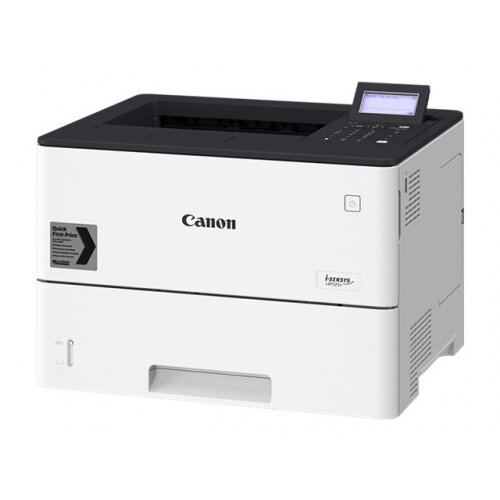 Canon i-SENSYS LBP325x - Printer - B/W - Duplex - laser - A4/Legal - 1200 x 1200 dpi - up to 43 ppm - capacity: 650 sheets - USB 2.0, Gigabit LAN, USB host