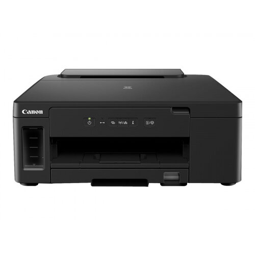 Canon PIXMA GM2050 - Printer - B/W - Duplex - ink-jet - refillable - A4/Legal - 600 x 1200 dpi - up to 13 ipm - capacity: 350 sheets - USB 2.0, LAN, Wi-Fi(n)