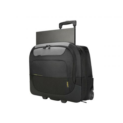 Targus CityGear Travel Laptop Roller - Notebook carrying case - 17.3&uot; - black