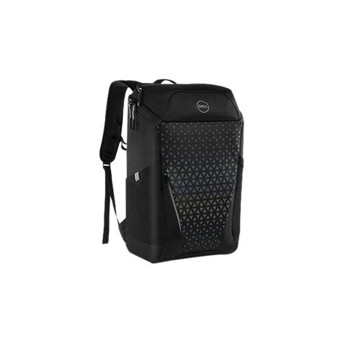 Dell Gaming Backpack 17 - Notebook carrying backpack - 17&uot; - black with rainbow reflective front panel - for Inspiron 3793, 7591 2, 7791 2-in-1; Vostro 3490, 3491, 3501, 3590, 3591, 5490; XPS 13 7390