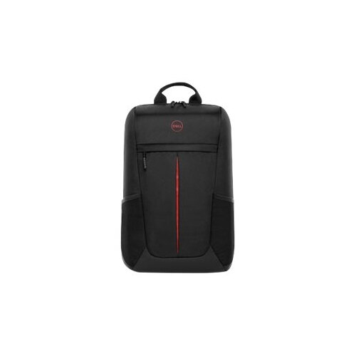 Dell Gaming Lite Backpack 17 - Notebook carrying backpack - 17&uot; - black with red accents