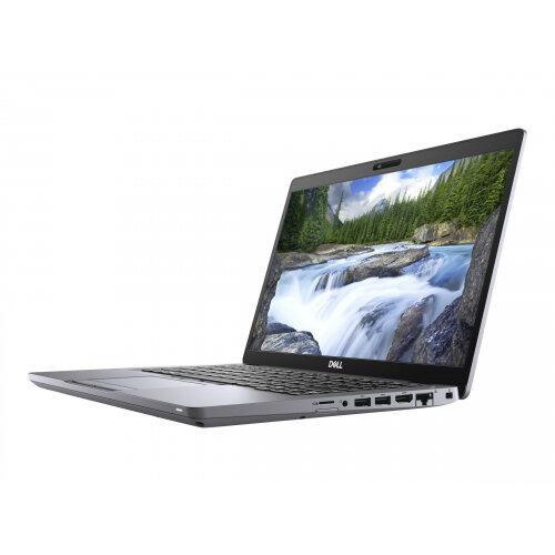 Dell Latitude 5410 - Core i7 10610U / 1.8 GHz - Win 10 Pro 64-bit - 16 GB RAM - 256 GB SSD NVMe - 14&uot; 1920 x 1080 (Full HD) - UHD Graphics - Wi-Fi, Bluetooth - vPro - grey - BTS - with 1 Year Basic Onsite
