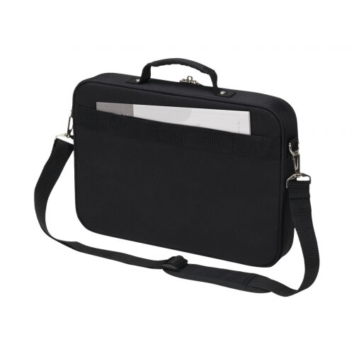 DICOTA Multi Wireless Mouse Kit - Notebook carrying case - 15.6&uot; - black - with wireless optical mouse