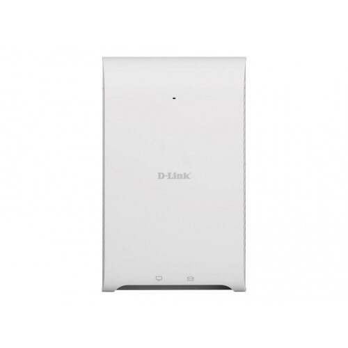 D-Link DAP-2620 - Radio access point - 802.11ac Wave 2 - Wi-Fi - Dual Band - in wall