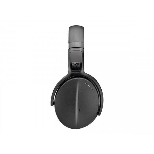 EPOS I SENNHEISER ADAPT 560 - Headset - on-ear - Bluetooth - wireless - active noise cancelling - black