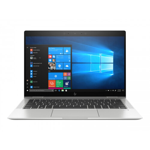 HP EliteBook x360 1030 G4 - Flip design - Core i5 8265U / 1.6 GHz - Win 10 Pro 64-bit - 8 GB RAM - 256 GB SSD NVMe - 13.3&uot; IPS touchscreen HP SureView 1920 x 1080 (Full HD) - UHD Graphics 620 - NFC, Bluetooth, Wi-Fi - 4G - vPro - kbd: UK