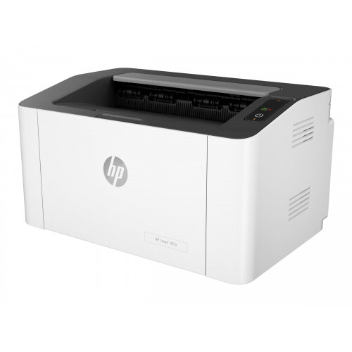 HP Laser 107a - Printer - B/W - laser - A4/Legal - 1200 x 1200 dpi - up to 20 ppm - capacity: 150 sheets - USB 2.0