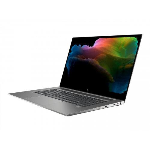 HP ZBook Create G7 - Core i7 10850H / 2.7 GHz - Win 10 Pro 64-bit - 16 GB RAM - 512 GB SSD SED, TCG Opal Encryption 2, NVMe, TLC - 15.6&uot; IPS 3840 x 2160 (Ultra HD 4K) - GF RTX 2070 / UHD Graphics - Bluetooth, Wi-Fi - vPro - turbo silver - kbd: UK