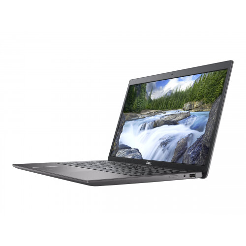 Dell Latitude 3301 - Core i5 8265U / 1.6 GHz - Win 10 Pro 64-bit - 8 GB RAM - 256 GB SSD - 13.3&uot; 1920 x 1080 (Full HD) - UHD Graphics 620 - Wi-Fi, Bluetooth - black - BTS - with 1 Year Basic Onsite