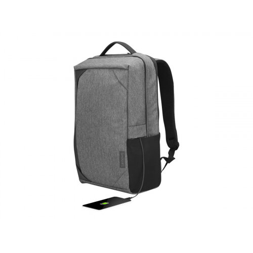 Lenovo Business Casual - Notebook carrying backpack - 15.6&uot; - charcoal grey - for IdeaPad Duet 3 10; ThinkBook 15 G2 ITL; ThinkPad E14 Gen 2; Yoga Slim 7 Carbon 13