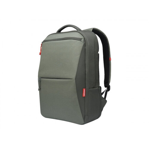 Lenovo Eco Pro - Limited Edition - notebook carrying backpack - 15.6&uot; - green - for IdeaPad Duet 3 10; ThinkBook 15 G2 ITL; ThinkPad E14 Gen 2; Yoga Slim 7 Carbon 13