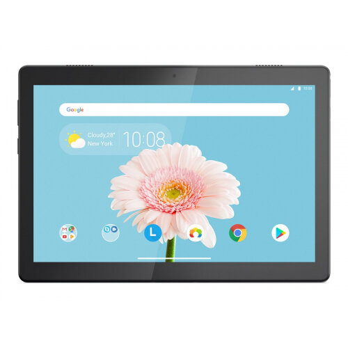 Lenovo Tab M10 ZA5A - Tablet - Android 9.0 (Pie) - 32 GB eMMC - 10.1&uot; (1280 x 800) - microSD slot - 4G - slate black - TopSeller
