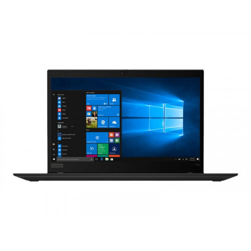 Lenovo ThinkPad T14s Gen 1 20T0 - Core i7 10510U / 1.8 GHz - Win 10 Pro 64-bit - 16 GB RAM - 512 GB SSD TCG Opal Encryption 2, NVMe - 14&uot; IPS 1920 x 1080 (Full HD) - UHD Graphics - Bluetooth, Wi-Fi - WWAN upgradable - black - kbd: UK