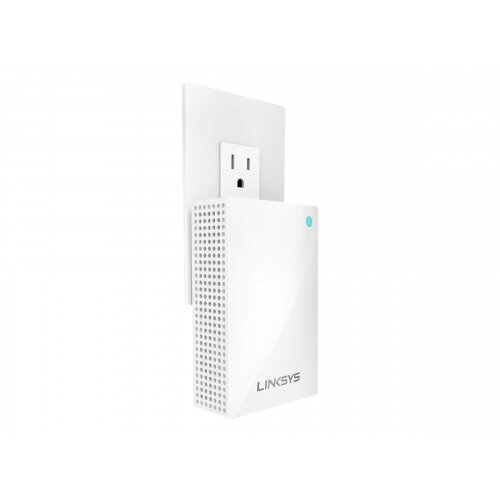 Linksys VELOP Whole Home Intelligent Mesh WHW0101P - Wi-Fi range extender - Wi-Fi - Dual Band