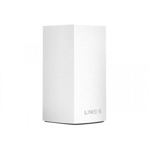 Linksys VELOP Whole Home Mesh Wi-Fi System VLP0102 - Wi-Fi system (2 routers) - mesh - GigE - 802.11a/b/g/n/ac, Bluetooth 4.1 - Dual Band