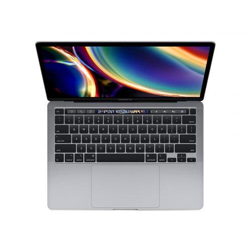 Apple MacBook Pro with Touch Bar - Core i5 1.4 GHz - macOS Catalina 10.15 - 8 GB RAM - 512 GB SSD - 13.3&uot; IPS 2560 x 1600 (WQXGA) - Iris Plus Graphics 645 - Wi-Fi, Bluetooth - space grey - kbd: UK