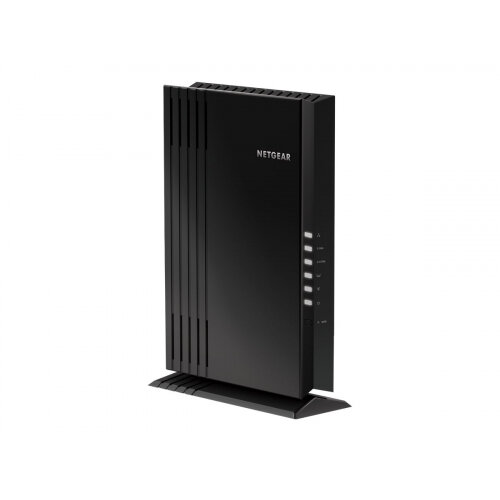 NETGEAR EAX20 - Wi-Fi range extender - 4 ports - GigE, 802.11ax - Wi-Fi - Dual Band