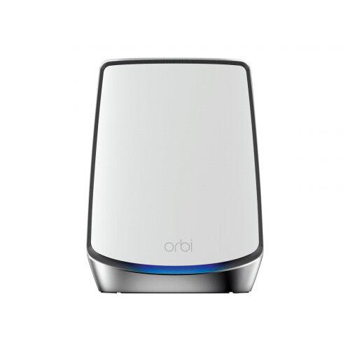 NETGEAR Orbi RBS850 - Wi-Fi range extender - 4 ports - GigE, 802.11ax - Wi-Fi - Dual Band - desktop