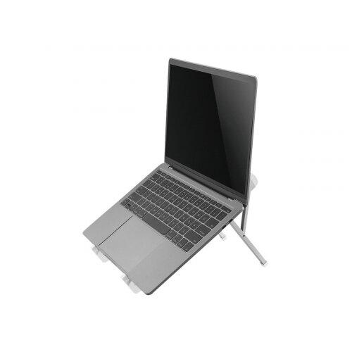 NewStar NSLS010 - Notebook stand - silver