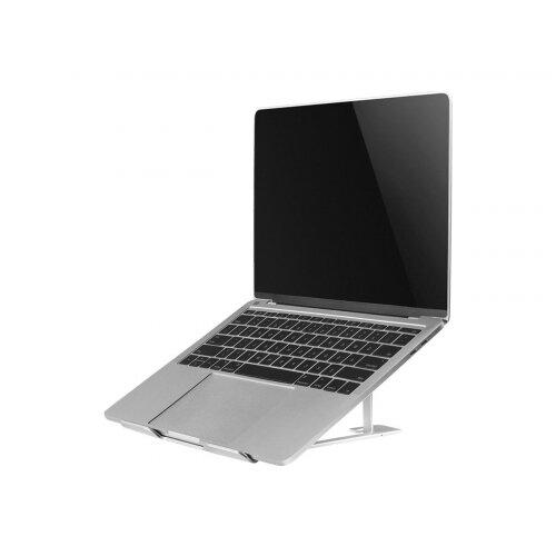 NewStar NSLS085SILVER - Notebook stand - silver