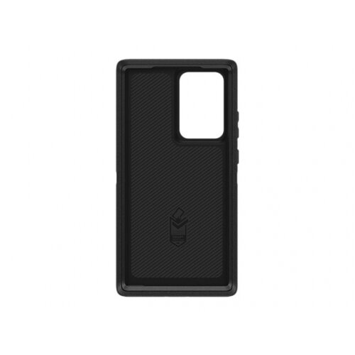 OtterBox Defender Series Foxhound - Back cover for mobile phone - black - 6.9&uot; - for Samsung Galaxy Note20 Ultra, Note20 Ultra 5G