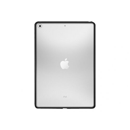 OtterBox React ProPack - Back cover for tablet - polycarbonate, synthetic rubber - black crystal - ultra-slim design - 10.2&uot; - for Apple 10.2-inch iPad (7th generation, 8th generation)