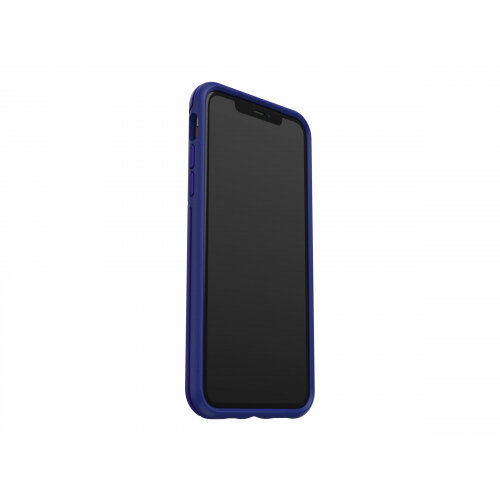 OtterBox Symmetry Series - Back cover for mobile phone - polycarbonate, synthetic rubber - sapphire secret blue - for Apple iPhone 11 Pro Max