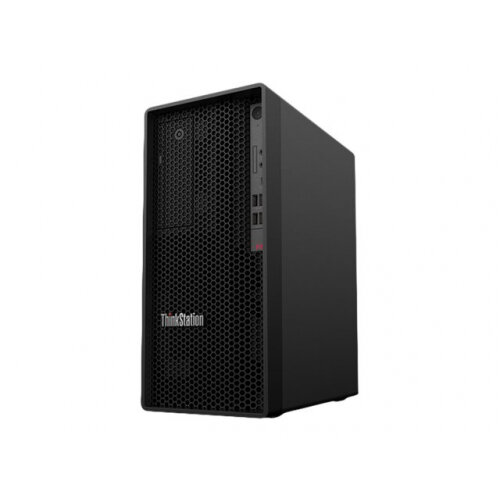 Lenovo ThinkStation P340 30DH - Tower - 1 x Xeon W-1250P / 4.1 GHz - RAM 16 GB - SSD 512 GB - TCG Opal Encryption, NVMe - DVD-Writer - UHD Graphics P630 - GigE - vPro - Win 10 Pro for Workstations 64-bit - monitor: none - keyboard: UK - TopSeller