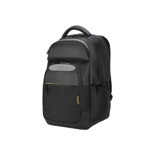 Targus CityGear Laptop Backpack - Notebook carrying backpack - 15&uot; - 17.3&uot; - black