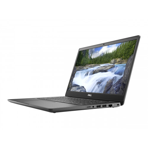 Dell Latitude 3410 - Core i3 10110U / 2.1 GHz - Win 10 Pro 64-bit - 8 GB RAM - 256 GB SSD NVMe - 14&uot; 1920 x 1080 (Full HD) - UHD Graphics - Wi-Fi, Bluetooth - grey - BTS - with 1 Year Basic Onsite