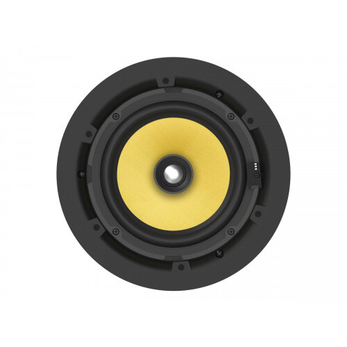 Vision CS-1900P - Speakers - wireless - Bluetooth - 35 Watt - 2-way - coaxial - white (grille colour - white)