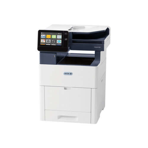 Xerox VersaLink C505V/S - Multifunction printer - colour - LED - 216 x 356 mm (original) - A4/Legal (media) - up to 43 ppm (copying) - up to 43 ppm (printing) - 700 sheets - Gigabit LAN, USB host, NFC, USB 3.0 - Sold
