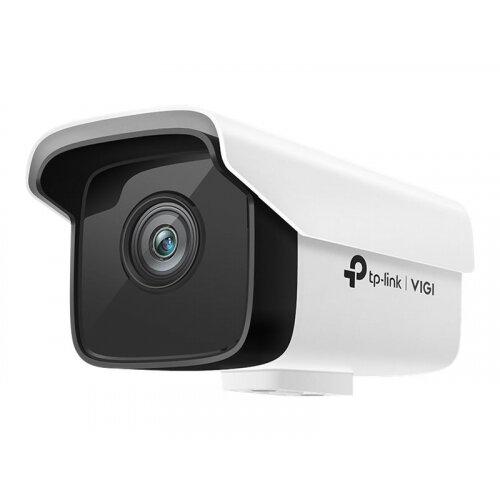 VIGI C300 Series C300HP-4 - V1 - network surveillance camera - outdoor - dustproof / weatherproof - colour (Day&Night) - 3 MP - 2304 x 1296 - 2304p - M12 mount - fixed focal - LAN 10/100 - H.264, H.265, H.265+, H.264+ - DC 12 V / PoE