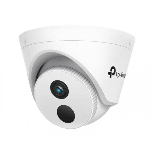 VIGI C400 Series C400HP-4 - V1 - network surveillance camera - pan / tilt - colour (Day&Night) - 3 MP - 2304 x 1296 - 2304p - M12 mount - fixed focal - LAN 10/100 - H.264, H.265, H.265+, H.264+ - DC 12 V / PoE Class 0