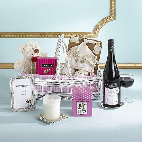 The Bundle Of Joy Baby Girl Gift Basket