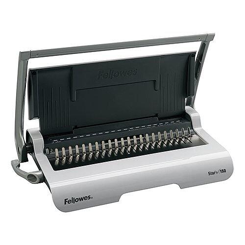 Fellowes Star+ 150 Manual Comb Binding Machine 5627501