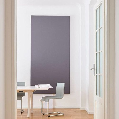 Canvas Rectangular Noise Absorbing Acoustic Wall Panel