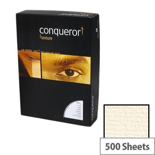 Conqueror Premium Printer Paper A4 100gsm Cream 500 Sheets