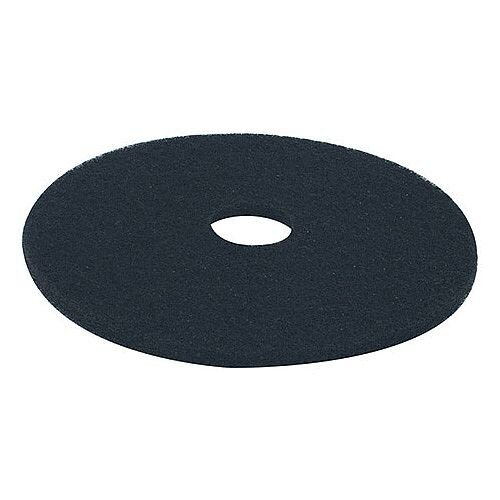 Contico 17 inch Floor Stripping Pad Black Pack of 5 F17BK