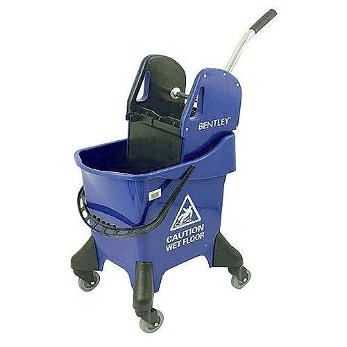 Bentley Mobile Mopping Unit Blue 31 Litre