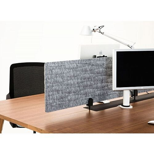 DNA 3D Formed Felt Desk Screens &Modesty Panels