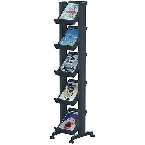 Fast Paper Easy Literature Display Single-Sided F255N01